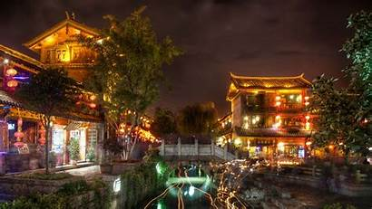 China Night Landscape Wallpapers Px Backgrounds Desktop