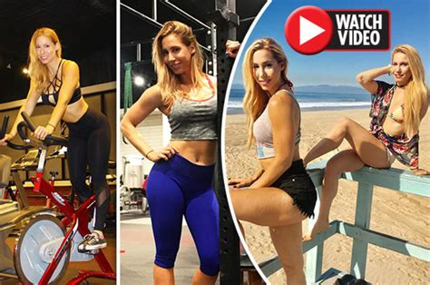 working  stunning blonde twins  viral  raunch fitness  daily star