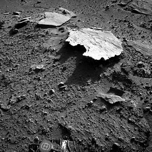 Rover Curiosity Discovers 'Australia' on Mars