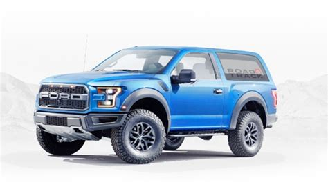 2019 Ford Bronco Raptor Release Date