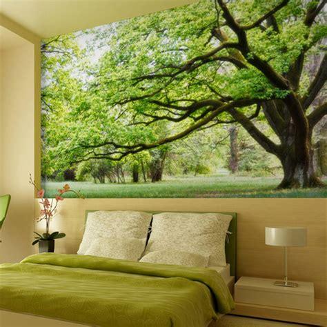 fototapete  wand angepasst modernes design mural gruenen