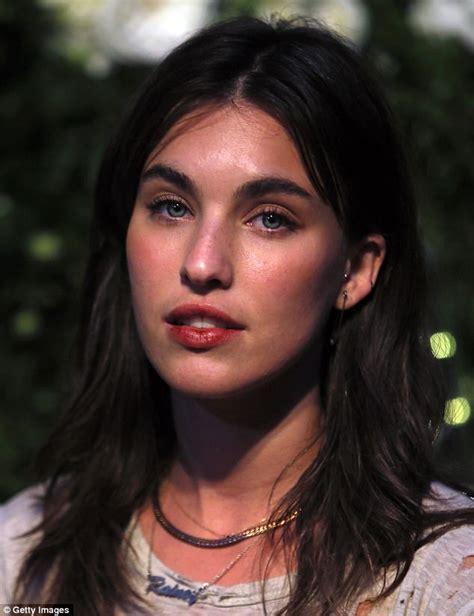 Andie MacDowell's daughter Rainey Qualley reveals piercing ...