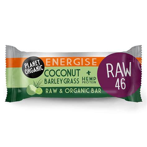 Organic Ducks Snack 30g planet organic coconut barleygrass energise bar 30g