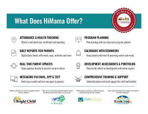 Himama In A Nutshell