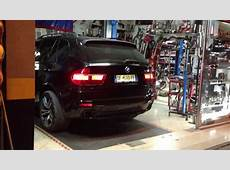 BMW X5 E70 48is exhaust sound by Motorsports AL YouTube