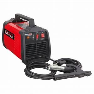Amico Power Mma 115v  70amp Welding Machine Red Arc
