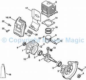 Stihl Fs 85 Parts Diagram Pull Rope  U2022 Downloaddescargar Com