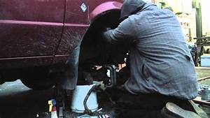 Replacing Ford Ranger Ball Joints