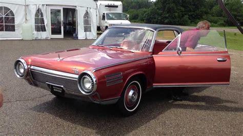 Turbine Chrysler by 1963 64 Chrysler Turbine Car Moving