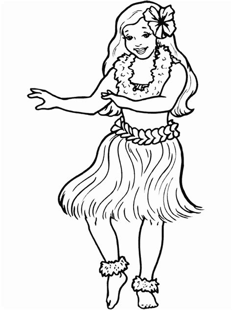 interactive magazine dancing girl coloring pages