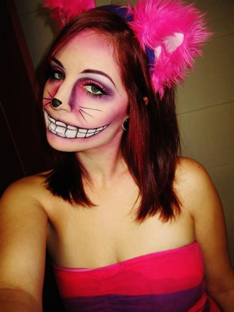 Cheshire Cat face paint   JPEGY   What the Internet was
