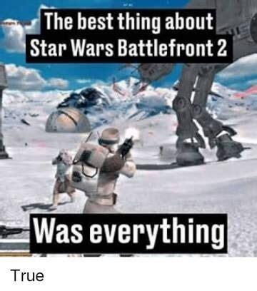 Star Wars Battlefront 2 Memes - star wars battlefront memes star wars amino