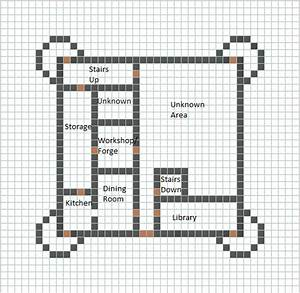 Castle Blueprint | Minecraft Constuctions Wiki | FANDOM ...