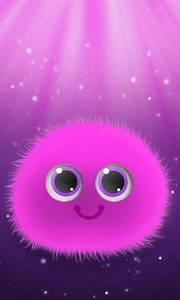 Fluffy Ball Live Wallpaper