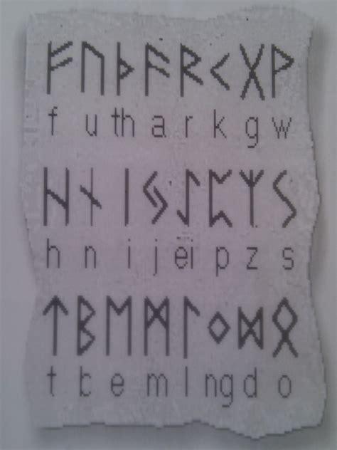 Runes Celtes Pendentifs