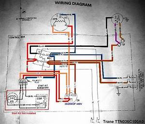 Trane Xb 1000 Wiring Diagram