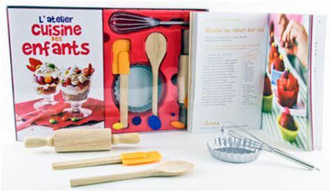 atelier cuisine enfants l 39 atelier cuisine des enfants coffret laurence du