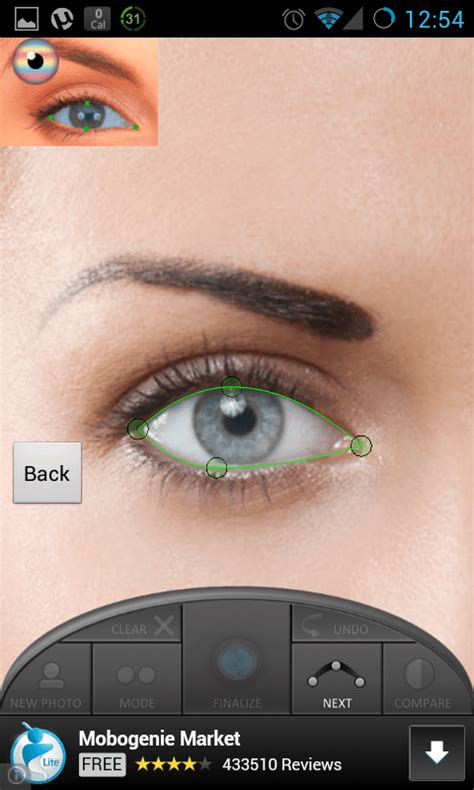 eye color studio change your eye color with eye color studio for android