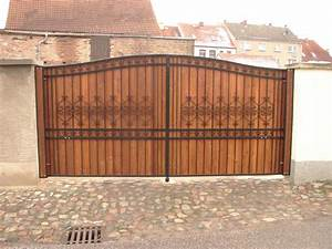 Zaun Aus Polen : zaun aus polen tore hoftor metallzaun ~ Orissabook.com Haus und Dekorationen