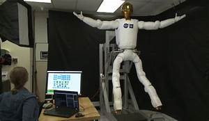 Space Legs for NASA's Robonaut 2 to Ride SpaceX Dragon ...