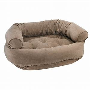 bowsers double donut bolster pet bed reviews wayfair With bowsers double donut dog bed