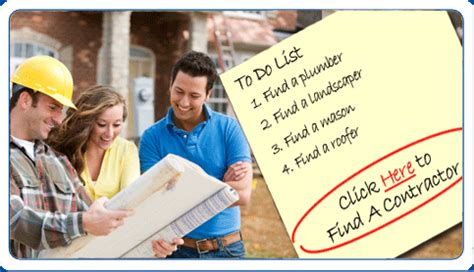 homeowners professional contractor referral service