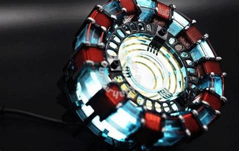 iron chest light arc reactor tony stark iron chest light ar hobby