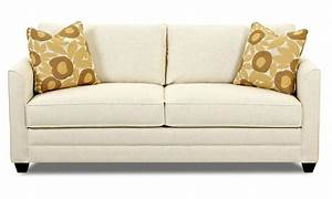 Enso memory foam queen sleeper sofa by klaussner wolf for Sectional sofas gardiners