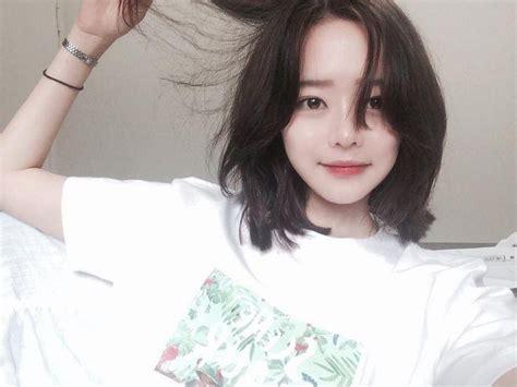 collection  korean girl short hairstyle