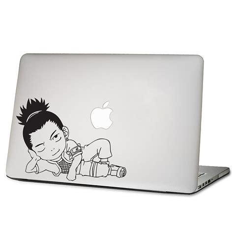 nara shikamaru laptop macbook sticker aufkleber
