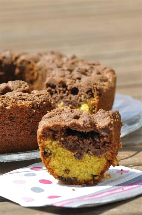 crumb cake amande vanille chocolat cuisine avec du chocolat ou thermomix mais pas que
