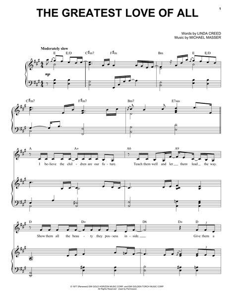 if you believe testo spartito pianoforte the greatest of all di