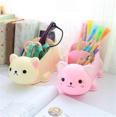 cute desk accessories cute cartoon desk organizer desk accessories organizer