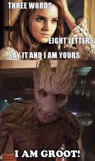 Guardians Of The Galaxy Memes - groot meme funny pictures quotes memes jokes