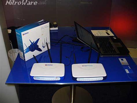 Nitroware Telstra Turbo Series Wireless Gateway