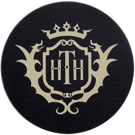 disney coaster hollywood tower hotel logo