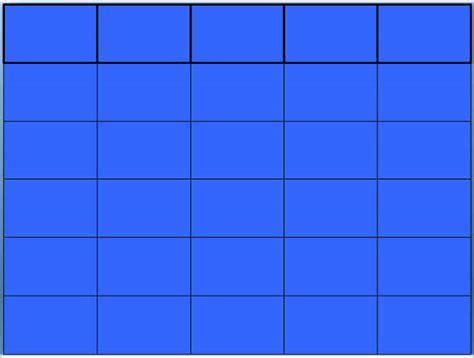 blank jeopardy template blank jeopardy template blank templates free premium templates