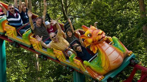 erlebnispark schloss thurn ab  neu mit vr coaster