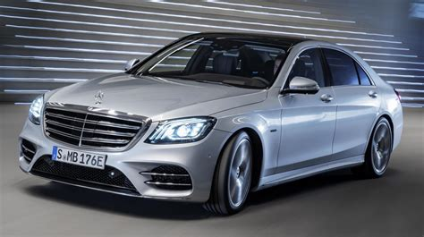 mercedes benz se plug  hybrid announced