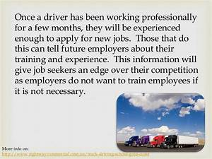 What Is Truck Driver Training