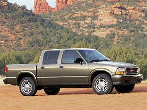 2002 Gmc Sonoma Reviews  Specs And Prices