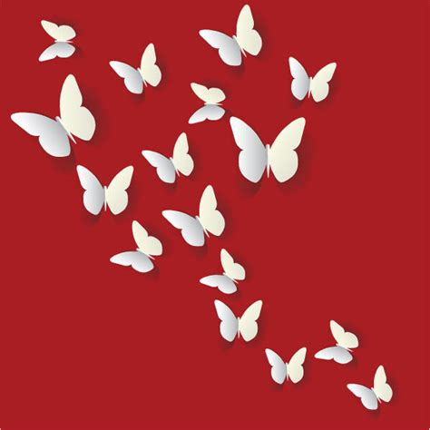 Butterfly 3d Wall Sticker 3d butterfly wall stickers wall decors wall wall