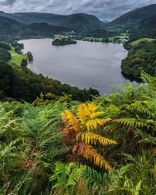 Grasmere Lake District England