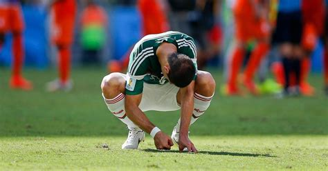 Mexico Suffers Bitter World Cup Loss Netherlands