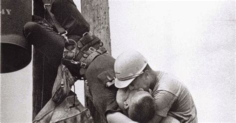 The Kiss Of Life, 1967 A Moment In Linemen History