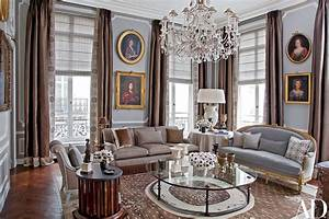 This American Couple's Paris Home Celebrates French Style