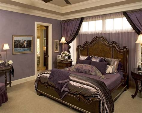 plum and brown bedroom purple and brown bedroom home design