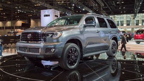 2019 Toyota Sequoia Redesign, Release Date  2019 2020