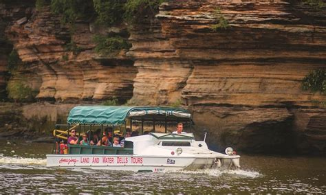 Duck Boat Tours Coupons by Original Wisconsin Ducks 174 In Wisconsin Dells Wi Groupon