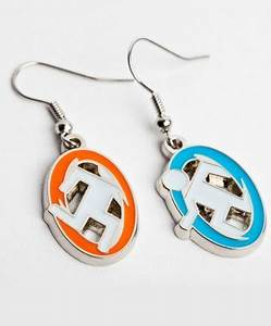 In One Ear and Out The Other Earrings by Sanshee $15.99 # ...